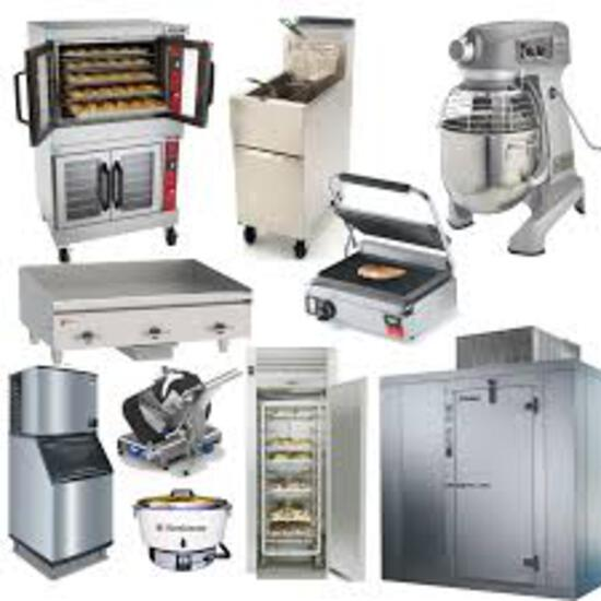 July 18th New & Used Restaurant Equipment Sale