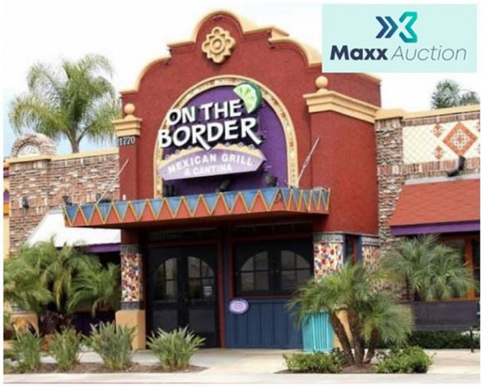 On The Border Mexican Grill Auction