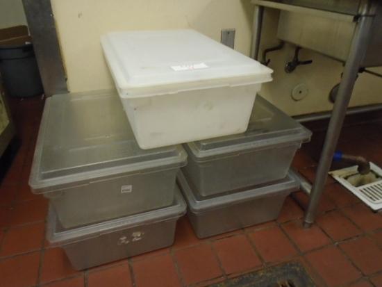 Storage Pans