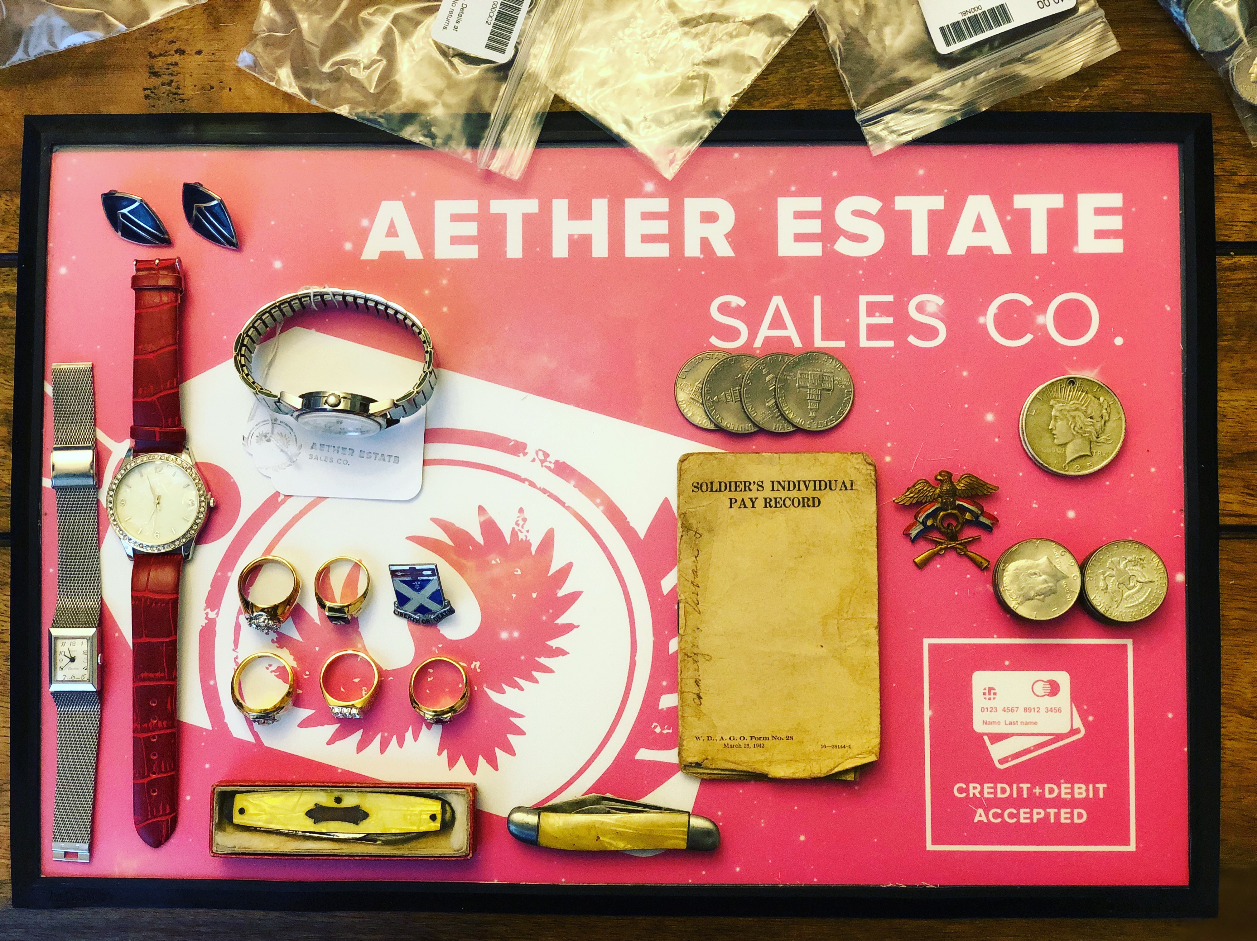 Aether Auctions Appraisals LLC