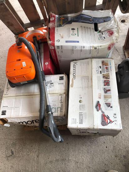 5- Vacuum Cleaners