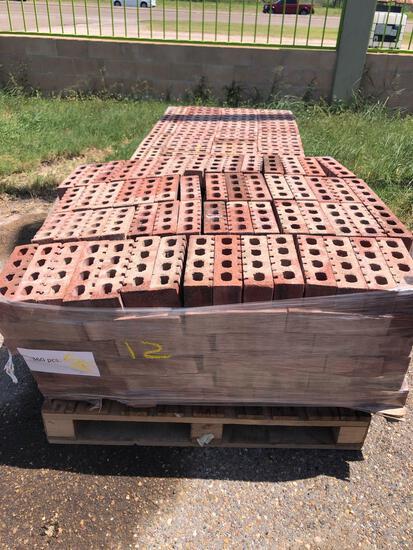 2- Pallets of Brick