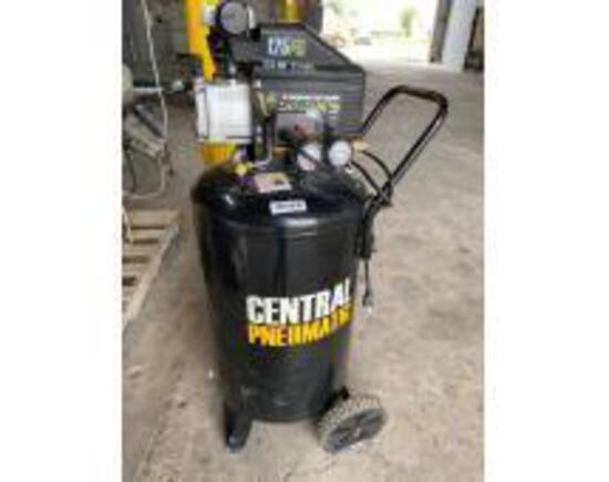 Central Pneumatic 21- Gal.-2.5Hp- Air Compressor