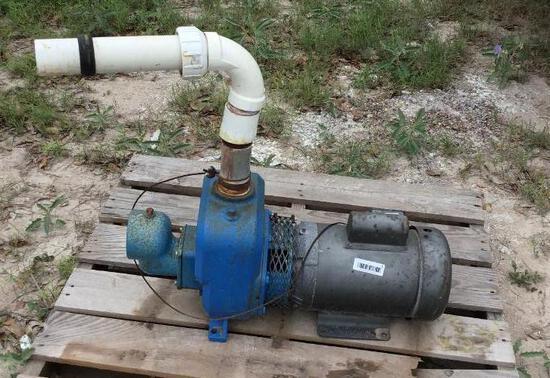Goulds Prime Pump