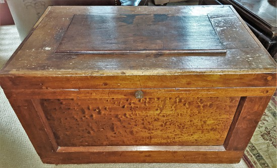 1800's Carpenter's Tool chest