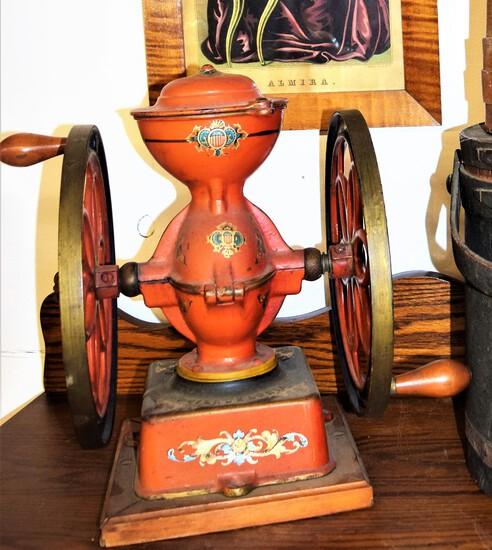 Enterprise No. 3 Coffee grinder mill