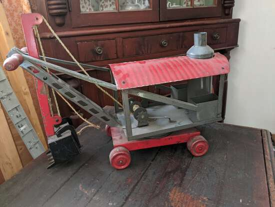 1920's Avery Cast Iron Steam Tractor