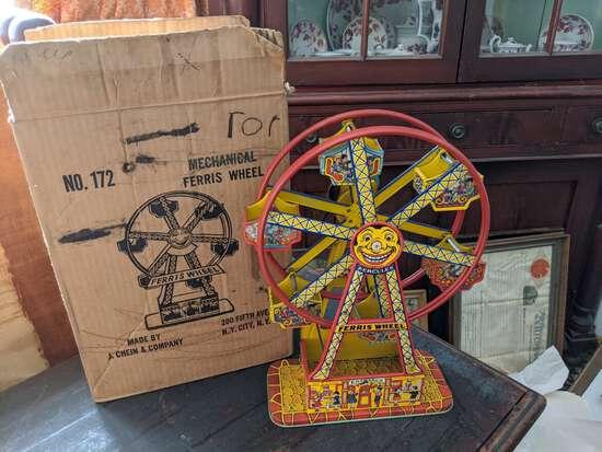 Chein Mechanical Ferris Wheel No. 172