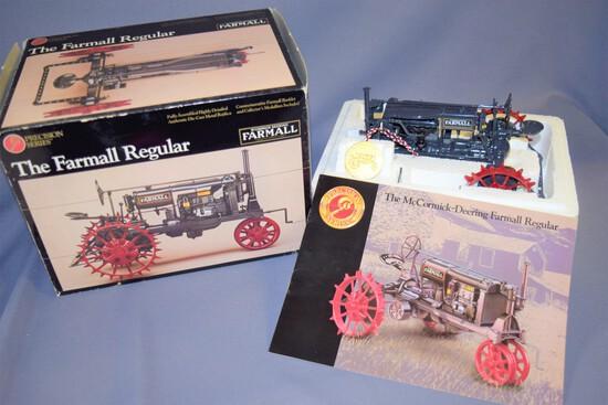Precision Series #284 Ertl The Farmall Regular Die Cast Tractor 1/16 Scale - 1991