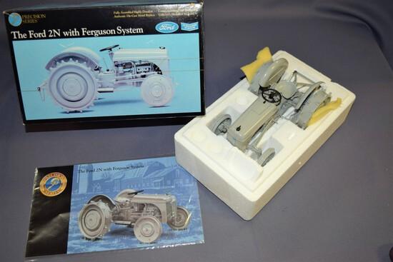 Precision Series Ford 2N Die Cast tractor w/ Ferguson System - 1991