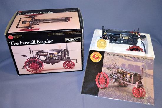 Precision Series #1 Ertl  1/16 scale Farmall Regular Tractor #284 - 1991