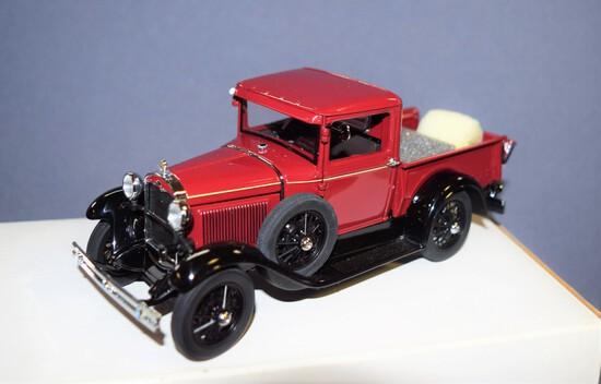 Danbury Mint 1931 Ford Pickup Model A 78B