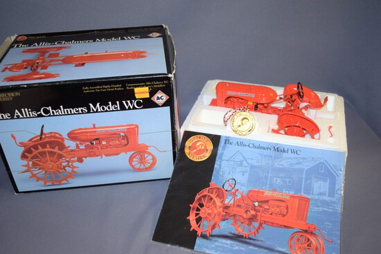 Precision Series #1 Ertl  1/16 scale Allis Chalmers Model WC Tractor #2245