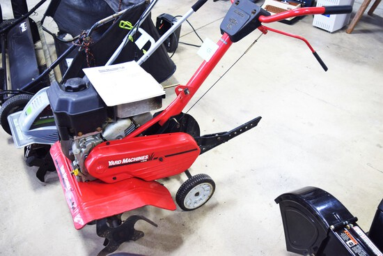 Yard Machine Rototiller by MTD