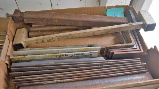 Lot of Angle Iron