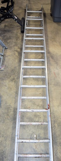 Aluminum Extention Ladder