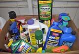 Pest controls, misc. items