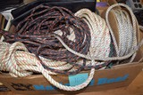 Lg. Lot of Rope