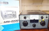 Drake Model MN-2000 Matching Network w/ booklet