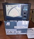 Daiwa CN-801 SWR & Power Meter w/ orig. box