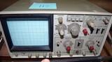 Goldstar Oscilloscope OS-7040A 40MHz w/ manual