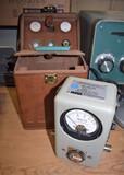 Rare Thruline Model 43 Bird Wattmeter & Case