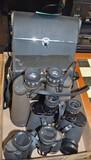 Bushnell & Focal binoculars