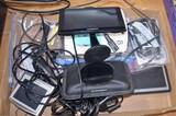 Box Lot with Garmin GPS & TomTom GPS