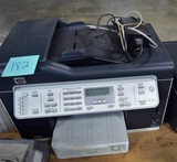 HP Officejet Pro L7580 Printer (powers on...needs ink)