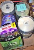 DVD+R & DVD-RW blank discs