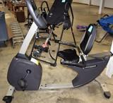 Horizon H Series Recumbent Bike Exerciser