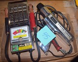 Battery Tester & Timing Light