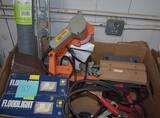 Miscellaneous lot w/ jumper cables
