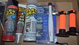 Miscellaneous box lot w/ Flex Seal