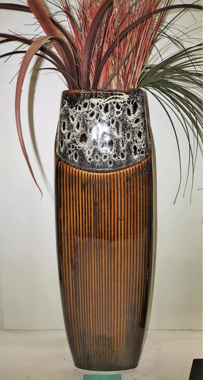 """LARGE CONTEMPORARY VASE (22"""") - PICK UP ONLY"""