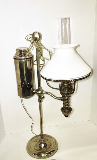 ELECTRIFIED STUDENT LAMP