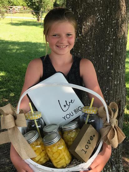 Food Preservation - Taycie Clopton - Madisonville 4-H
