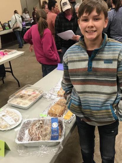 Food Preparation - Tripp Baker - North Zulch 4-H