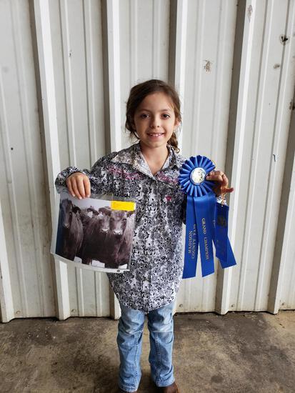 Grand Champion - Photography - Carlie Rae Warren - Madisonville 4-H