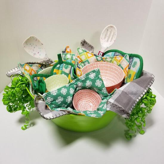 4-H Themed Kitchen Set