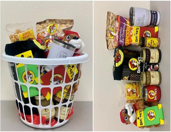 Bucee's Themed Basket
