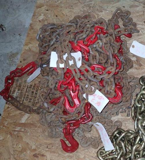 "3/8""x 20' Grade 70 Chains"