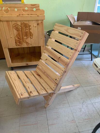 Civil War Chairs #1