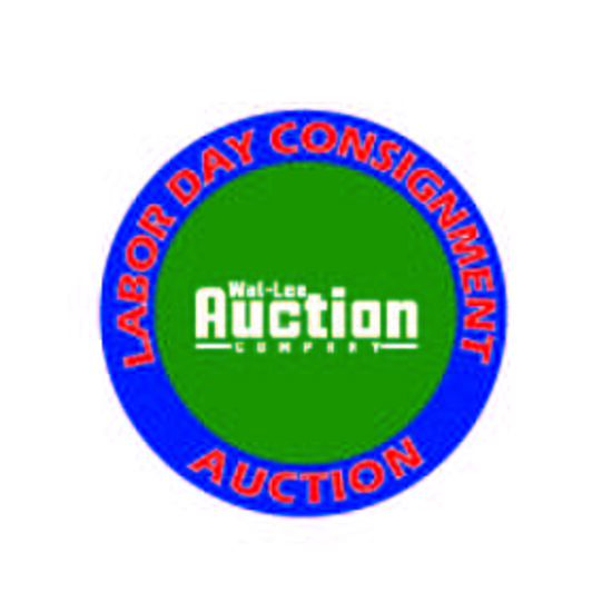Labor Day Weekend Consignment Auction 2021