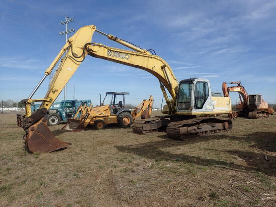 Kobelco DK250 LC - CLICK ON PICTURE TO VIEW VIDEO