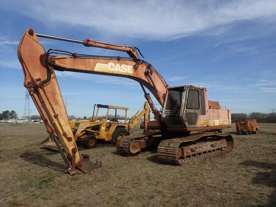Case 9030 Excavator - CLICK ON PICTURE TO VIEW VIDEO