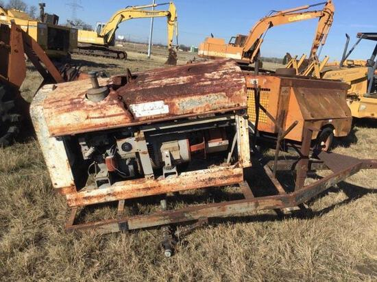 Lincoln SA250 Welder