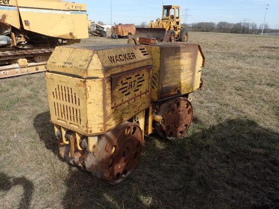 Wacker RT560 Trench Compactor