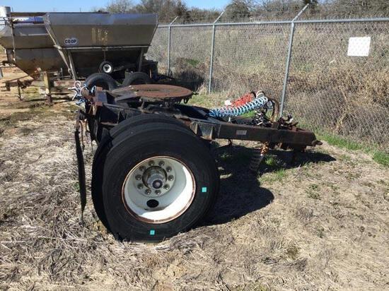 Converter Gear 11R22.5 on Bud Wheels - Located in Giddings