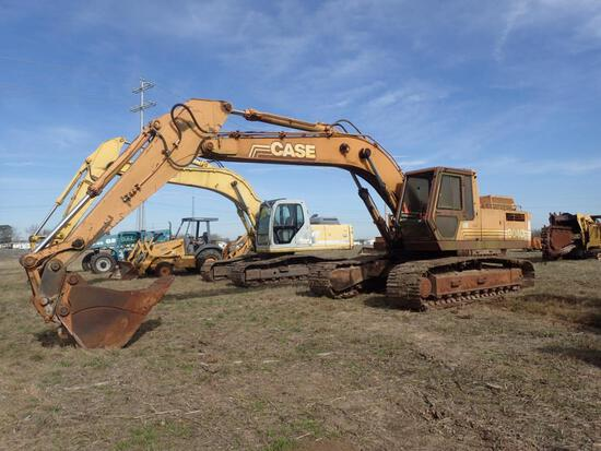 Case 9040 Excavator - CLICK ON PICTURE TO VIEW VIDEO